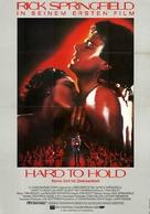Hard to Hold - German Movie Poster (xs thumbnail)
