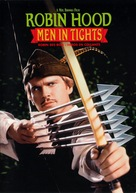 Robin Hood: Men in Tights - Canadian DVD movie cover (xs thumbnail)