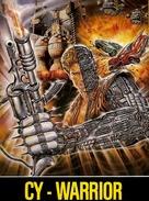 Cyborg, il guerriero d'acciaio - Italian Movie Poster (xs thumbnail)