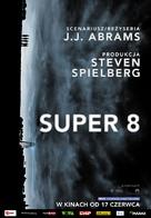 Super 8 - Polish Movie Poster (xs thumbnail)
