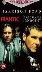 Frantic - British VHS cover (xs thumbnail)