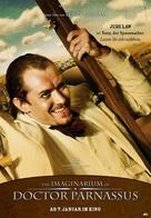 The Imaginarium of Doctor Parnassus - Swiss Movie Poster (xs thumbnail)