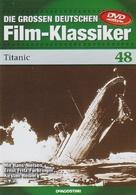Titanic - German DVD movie cover (xs thumbnail)