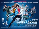 Nicky Larson - French Movie Poster (xs thumbnail)