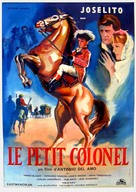 El pequeño coronel - French Movie Poster (xs thumbnail)