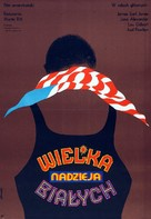 The Great White Hope - Polish Movie Poster (xs thumbnail)