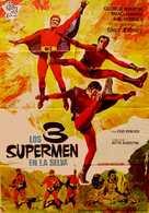Che fanno i nostri supermen tra le vergini della giungla? - Spanish Movie Poster (xs thumbnail)