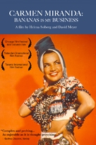 Carmen Miranda: Bananas Is My Business - DVD cover (xs thumbnail)