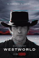 """""""Westworld"""" - Mexican Movie Poster (xs thumbnail)"""