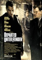 The Departed - German Movie Poster (xs thumbnail)