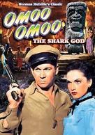 Omoo-Omoo the Shark God - DVD cover (xs thumbnail)