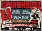 Grindhouse - British Movie Poster (xs thumbnail)