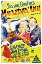 Holiday Inn - Australian Movie Poster (xs thumbnail)
