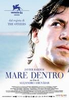 Mar adentro - Italian Movie Poster (xs thumbnail)