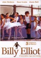 Billy Elliot - Polish DVD cover (xs thumbnail)