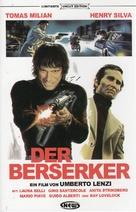 Milano odia: la polizia non può sparare - German DVD movie cover (xs thumbnail)