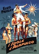 Fun in Acapulco - Spanish Movie Poster (xs thumbnail)