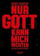Nur Gott kann mich richten - German Movie Poster (xs thumbnail)