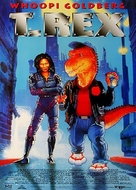 Theodore Rex - German Movie Poster (xs thumbnail)
