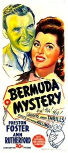 Bermuda Mystery - Australian Movie Poster (xs thumbnail)