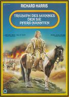 Triumphs of a Man Called Horse - German Movie Poster (xs thumbnail)