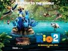 Rio 2 - British Movie Poster (xs thumbnail)