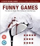Funny Games U.S. - British Movie Cover (xs thumbnail)