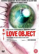 Love Object - British Movie Cover (xs thumbnail)