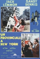 The Out-of-Towners - Italian Theatrical movie poster (xs thumbnail)