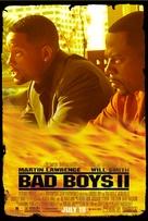 Bad Boys II - Thai Movie Poster (xs thumbnail)