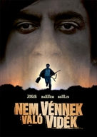No Country for Old Men - Hungarian Movie Poster (xs thumbnail)