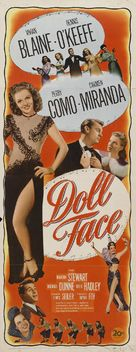 Doll Face - Movie Poster (xs thumbnail)