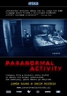 Paranormal Activity - Polish Movie Poster (xs thumbnail)