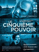 The Fifth Estate - French Movie Poster (xs thumbnail)