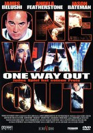 One Way Out - German DVD cover (xs thumbnail)
