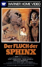 Sphinx - German VHS cover (xs thumbnail)