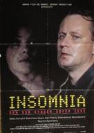 Insomnia - Norwegian Movie Poster (xs thumbnail)
