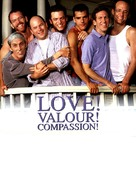 Love! Valour! Compassion! - French poster (xs thumbnail)