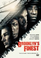 Brooklyn's Finest - Finnish DVD movie cover (xs thumbnail)