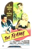 The Flame - Movie Poster (xs thumbnail)