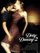 Dirty Dancing: Havana Nights - French Movie Poster (xs thumbnail)