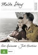 Malta Story - Australian DVD cover (xs thumbnail)