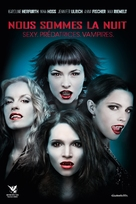 Wir sind die Nacht - French DVD cover (xs thumbnail)