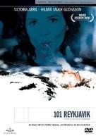101 Reykjavík - DVD cover (xs thumbnail)