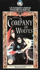 The Company of Wolves - VHS cover (xs thumbnail)