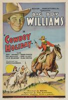 Cowboy Holiday - Movie Poster (xs thumbnail)