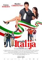 Little Italy - Slovenian Movie Poster (xs thumbnail)