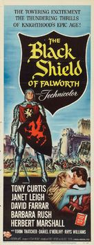 The Black Shield of Falworth - Movie Poster (xs thumbnail)