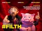 Filth - British Movie Poster (xs thumbnail)