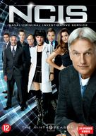 """Navy NCIS: Naval Criminal Investigative Service"" - Dutch DVD movie cover (xs thumbnail)"